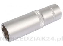 "Nasadka 17mm 1/2"" hexagon, głęboka Draper D 09882"