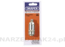 """1/4"""" TAPERED MALE COUPLING Draper D 37834"""