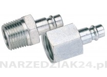 "ADAPTOR EURO-XF 1/8"" MALE NUT Draper D 54414"