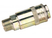 "3/8"" TAPERED MALE COUPLING Draper D 37835"