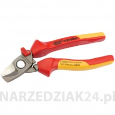 Szcypce do cięcia kabli ERGO PLUS 220mm Draper 24972