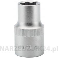 "Nasadka 11mm 1/2"" hexagon Draper D 09857"