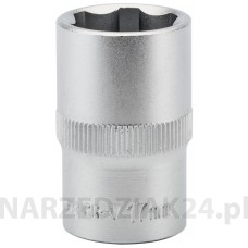 "Nasadka 17mm 1/2"" hexagon Draper D 09863"