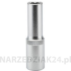 "Nasadka 12mm 1/2"" hexagon, głęboka 09878 Draper"