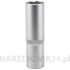 "Nasadka 16mm 1/2"" hexagon, głęboka 09881 Draper"