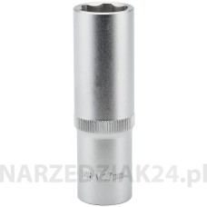 "Nasadka 18mm 1/2"" hexagon, głęboka Draper D 09883"
