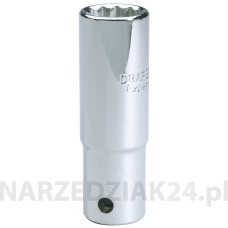 "Nasadka głęboka 19mm 1/2"" BI-HEXAGON 27089 Draper"