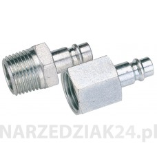 "ADAPTOR EURO-XF 1/4"" MALE NUT Draper D 54415"