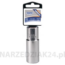 "Nasadka 14mm 1/2"" BI-HEXAGON głęboka Draper D 76552"