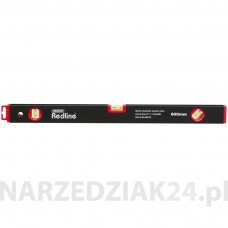 Poziomica 600 mm Draper 68016 Red Line