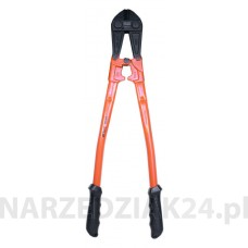 NOŻYCE DO PRĘTÓW SOLID CR-V 24'''' 600MM 8/10MM