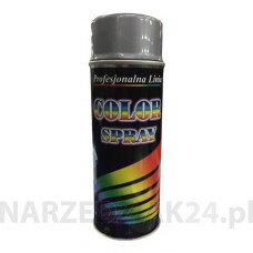 SPRAY 400ML CZARNY MAT