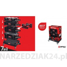 ZESTAW QBRICK SYSTEM TWO TRANSPORT 7IN1