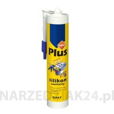 SILIKON SUPER PLUS SANITARNY 280ML BEZBARWNY